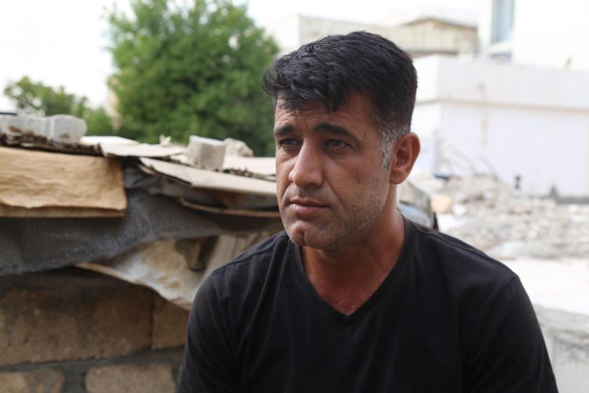 Nusaybin'deki saldırıda babasını yitiren İdris Sincar: Kardeşlik ve barış olsun