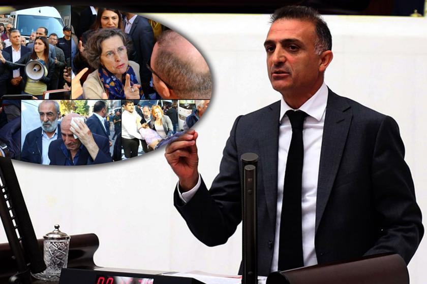 HDP'den 'Toplantı ve Gösteri Yürüyüşleri Kanunu' değiştirilsin teklifi
