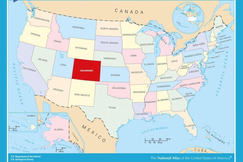 Trump, 'Colorado'ya duvar örüyoruz' dedi ama Colorado, Meksika sınırında değil