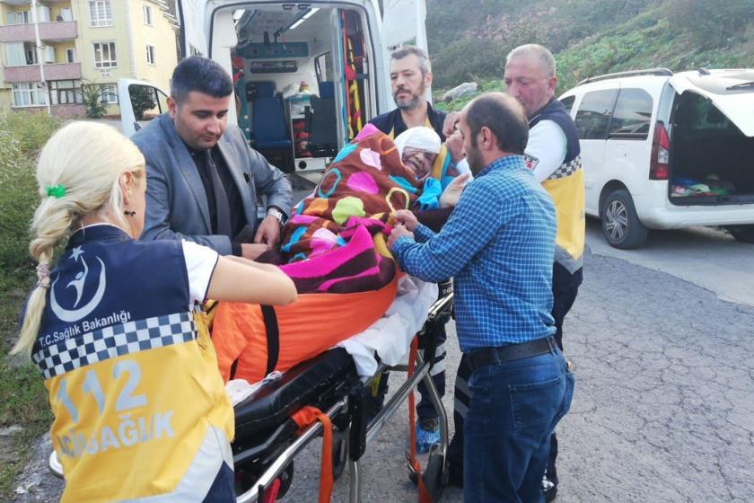 Bakıcının darbettiği iddia edilen yaşlı kadın huzurevine yerleştirildi