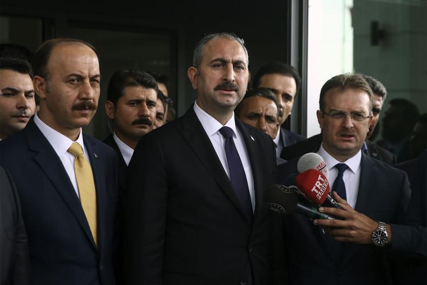 """Adalet Bakanı Gül'den """"Mazlum Kobani"""" çağrısı: Türkiye'ye iadesi gerekmektedir"""