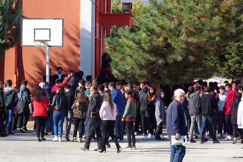 Konya'da lisede taciz şüphelisi hizmetli serbest bırakıldı