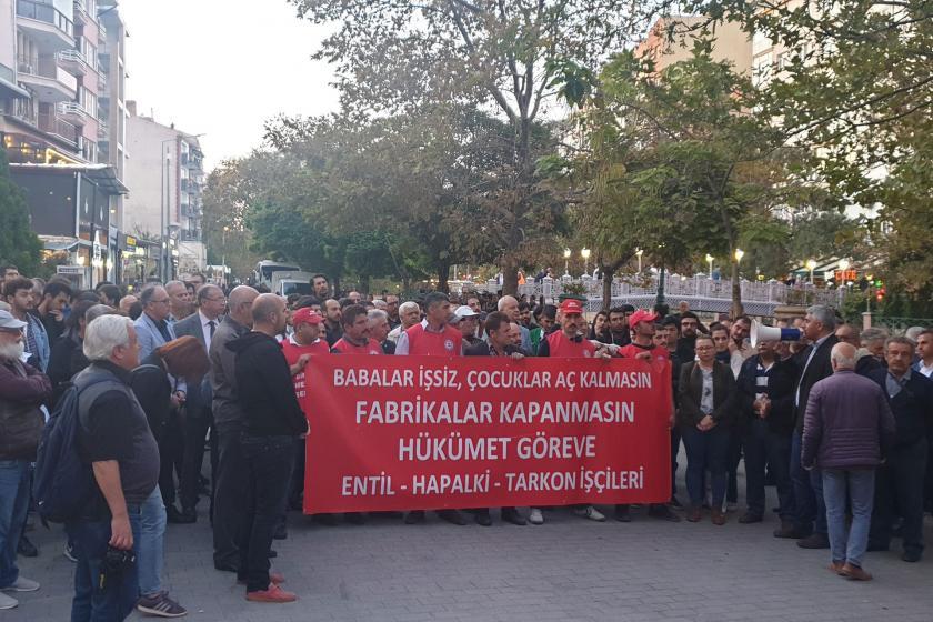 Eskişehir Emek ve Demokrasi Güçleri metal işçilerine yönelik müdahaleyi kınadı