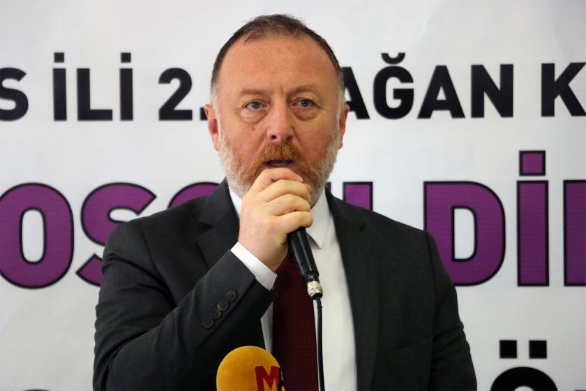 HDP Eş Genel Başkanı Sezai Temelli: Ders almak yerine intikam peşindeler