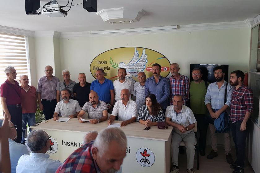 İHD, Suriye operasyonu ile başlayan gözaltı ve tutuklamalara tepki gösterdi