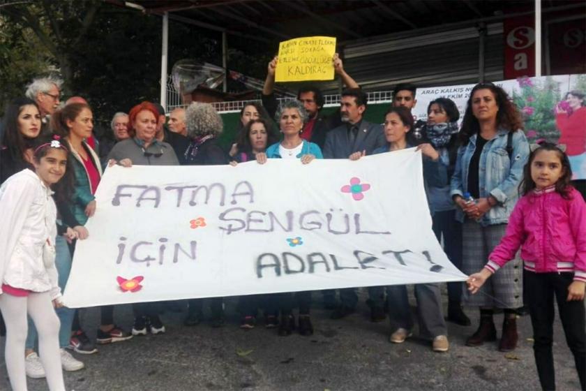 Gülsuyu Gülensu Kadın Dayanışma Evi: Fatma Şengül'ün sesi olalım