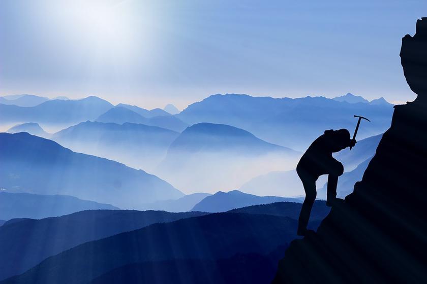 Her dağcı doğa konusunda hassastır