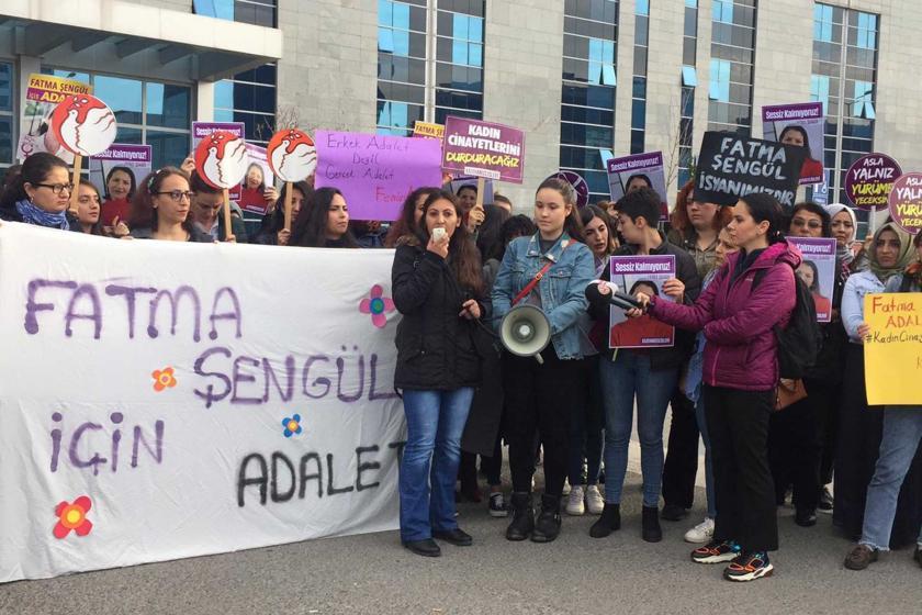 İş arkadaşının öldürdüğü Fatma Şengül davasında savcı ağırlaştırılmış müebbet istedi