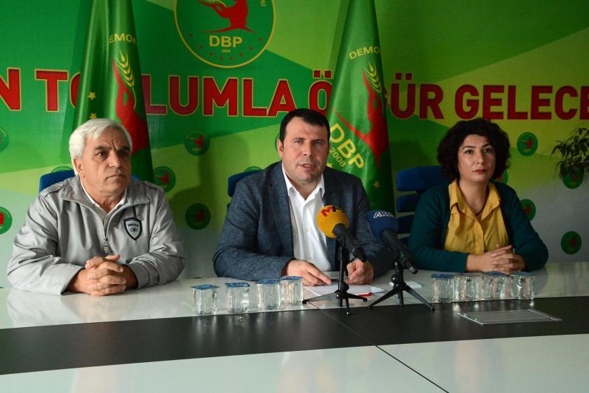 DBP: Kürt sorunu çözülmeden demokrasi sorunu çözülmez