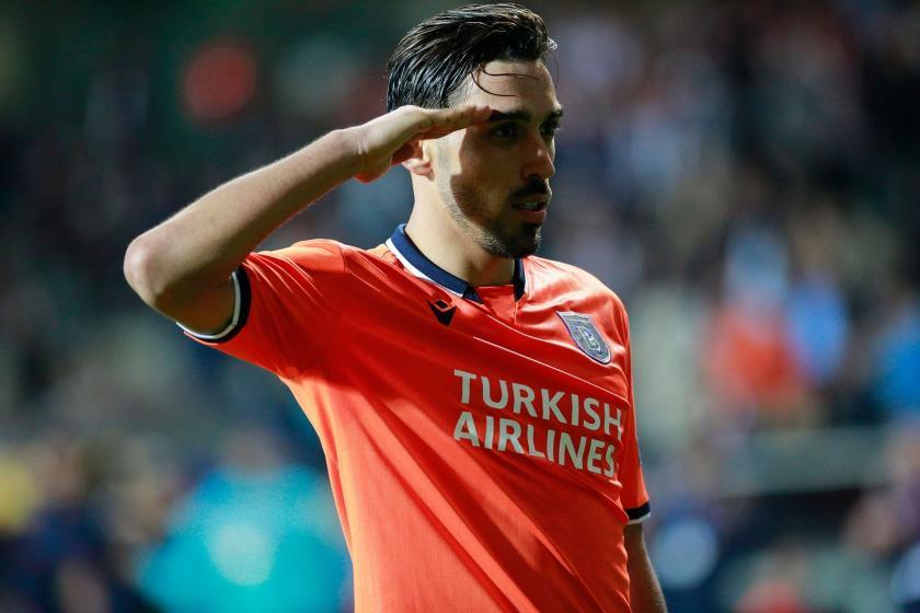 UEFA'dan İrfan Can Kahveci'nin asker selamına soruşturma