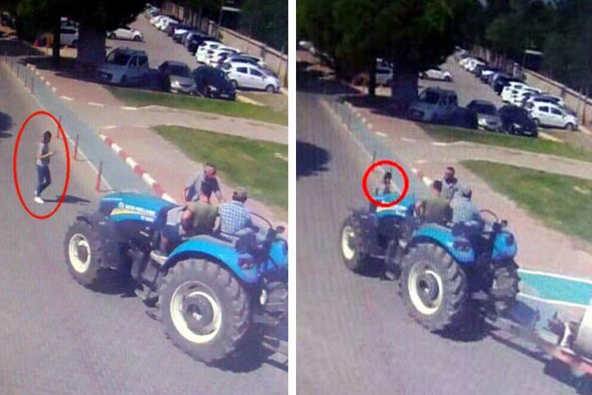 Sezen Zambak'ın ölümünde yüzde 100 kusurlu traktör şoförü serbest