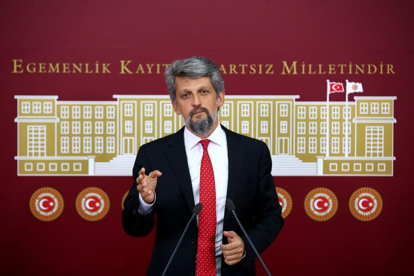 HDP'li Garo Paylan: Suriye'de anayasa tartışması uluslararası güçlerin himayesinde