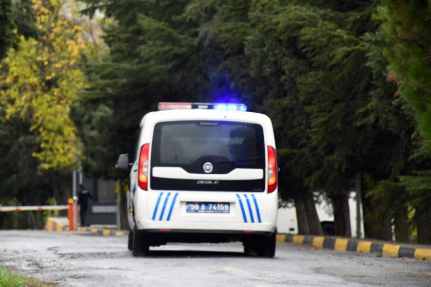 Atölyede taşlama makinesinde patlama: 1 mülteci işçi hayatını kaybetti
