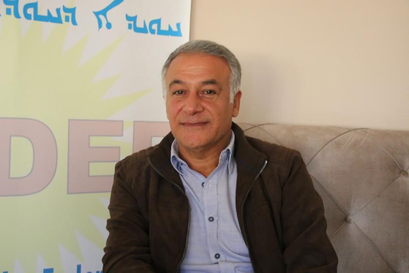 Süryani Dernekleri Federasyonu (SÜDEF) Başkanı Evgil Türker, Dargeçit'te mezarlığın yok edilmek istenmesine tepki gösterdi