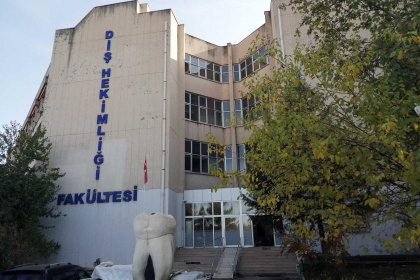 Dicle Üniversitesi Diş Hekimliği Fakültesi binası