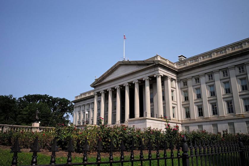 ABD Hazine Bakanlığı binası