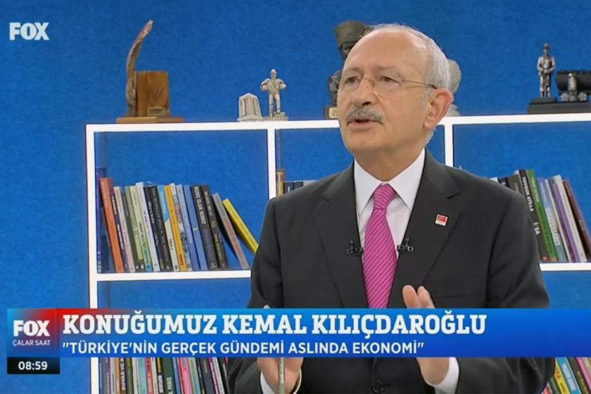 CHP Genel Başkanı Kemal Kılıçdaroğlu, Gazeteci İsmail Küçükkayanın sorularını yanıtlıyor