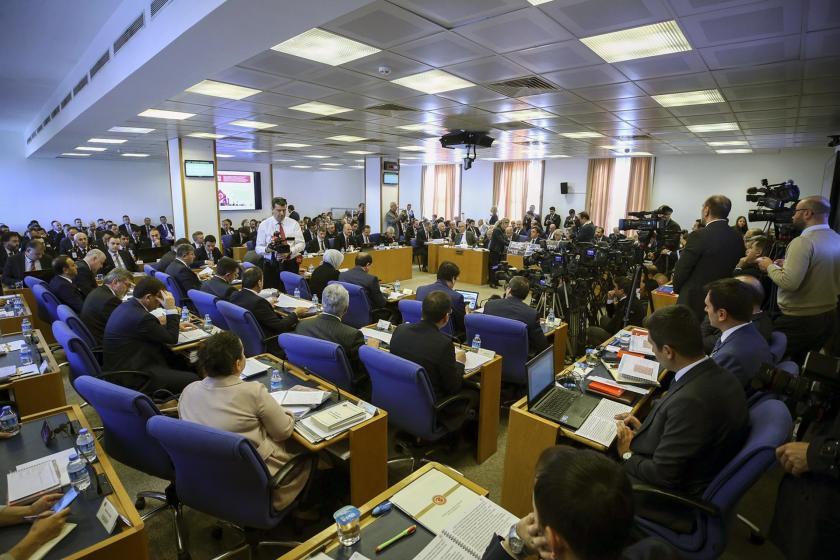 İçişleri Bakanlığının 2020 bütçesi Plan ve Bütçe Komisyonunda görüşülüyor