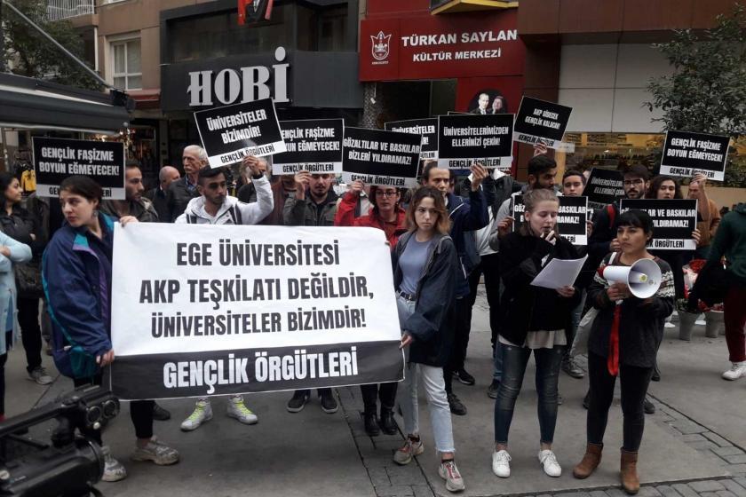 Ege Üniversitesi Gençlik Örgütleri,