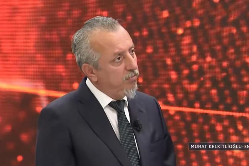 Murat Kelkitlioğlu, katıldığı bir televizyon programında konuşurken