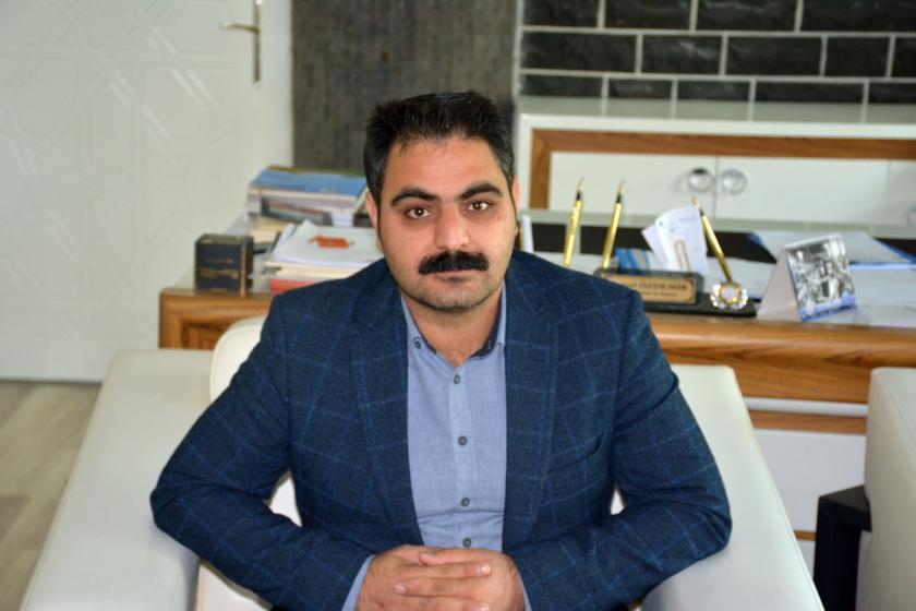 Sur Belediye Başkanı Cemal Özdemir