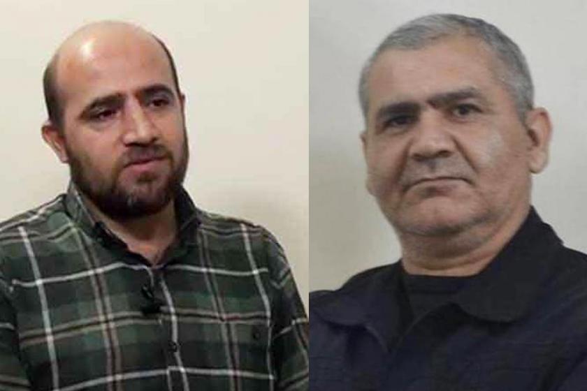 Gazeteci İnan Kızılkaya ve Gazeteci Kemal Sancılı