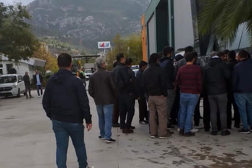 Manisa Sipil Group A.Ş.'de işçileri bekliyor