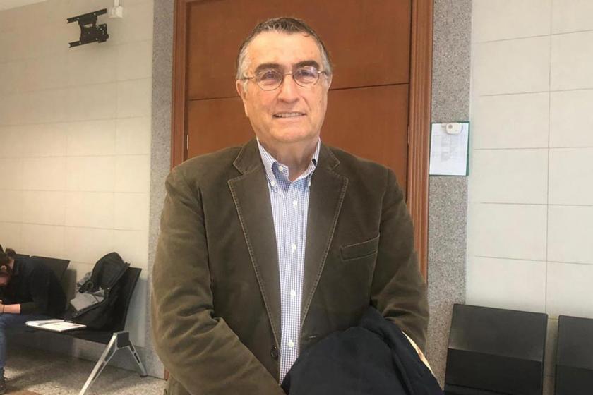 Gazeteci Hasan Cemal