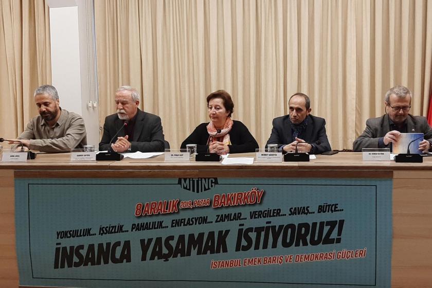 İstanbul Emek, Barış ve Demokrasi Güçleri