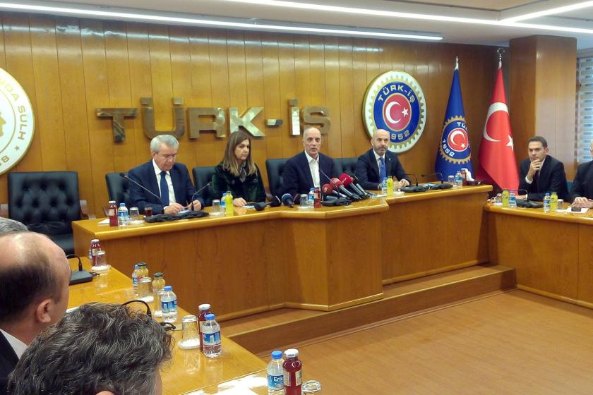 Asgari Ücret Tespit Komisyonu toplantısı