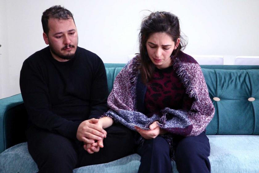 Mert Yağız Köksal'ın anne ve babası