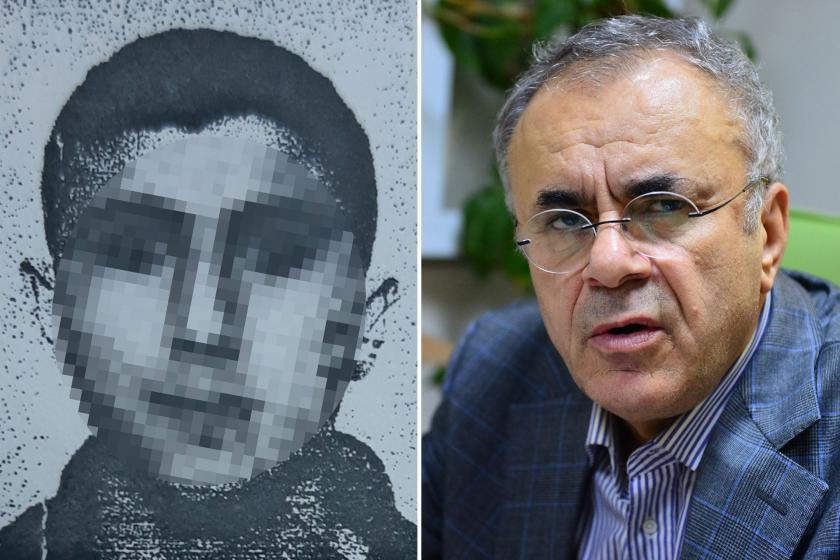 Saldırgan K.G. ile Dr. Mehmet Çopur