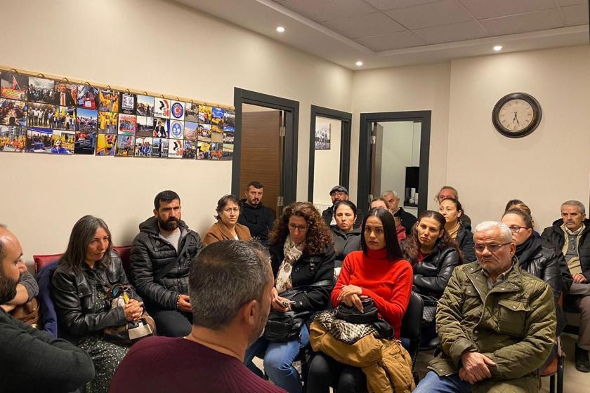 Çiğli'deki sahte sigorta toplantısı