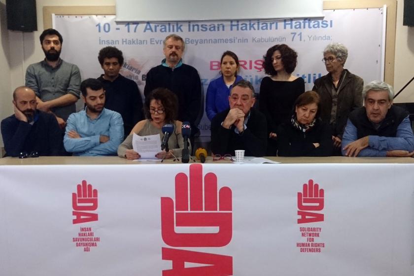İnsan Hakları Savunucuları Dayanışma Ağı