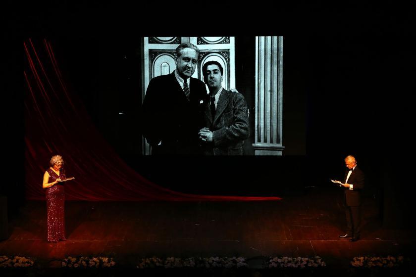 devlet tiyatrolarının 70. yılı töreni