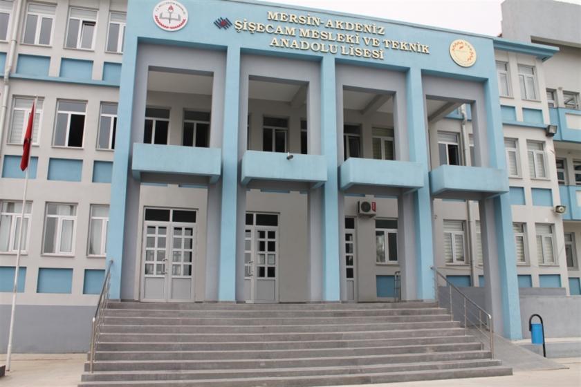 Mersin Akdeniz Şişecam Mesleki ve Teknik Anadolu Lisesi binası