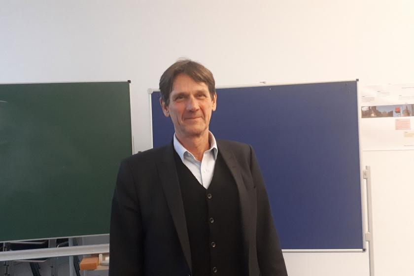 Prof. Dr. Christoph Scherrer