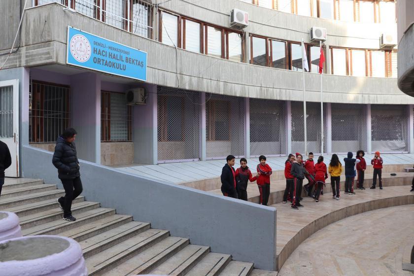 Hacı Halil Bektaş Ortaokulu
