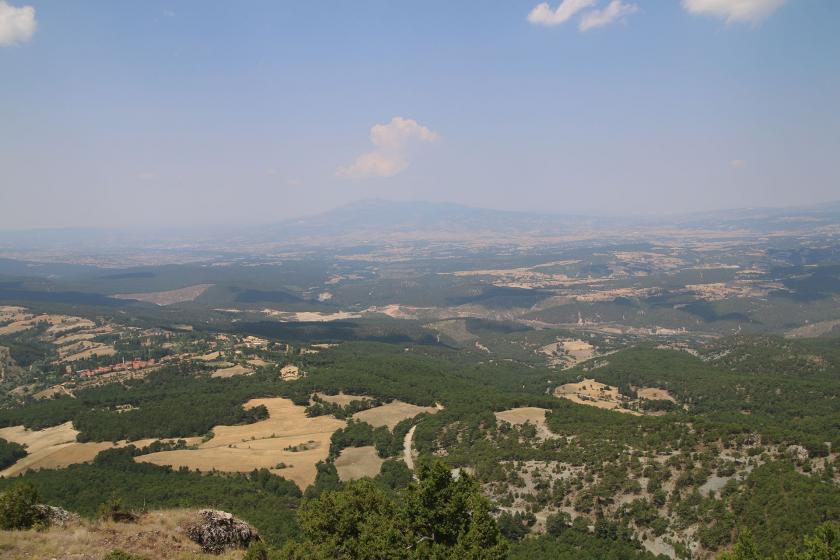 Murat Dağı manzarası