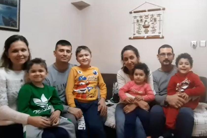 DMD hastası çocuklar ve ailesi