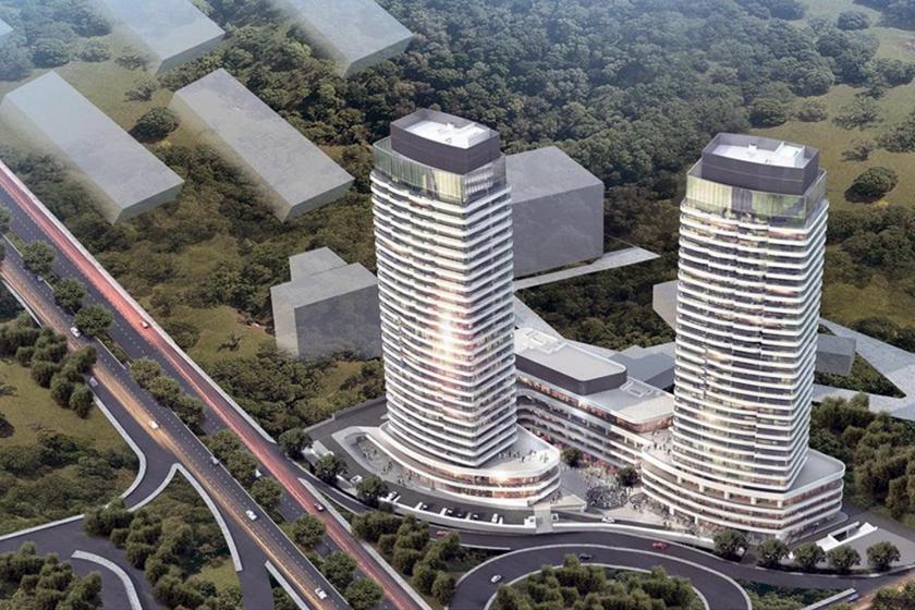 Ankara'daki TOGO Kuleleri