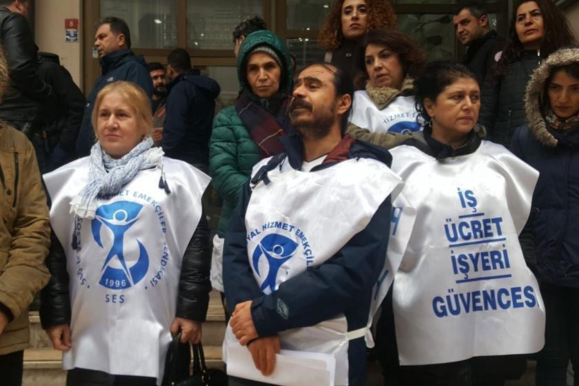 SES İstanbul Şişli Şube üyeleri