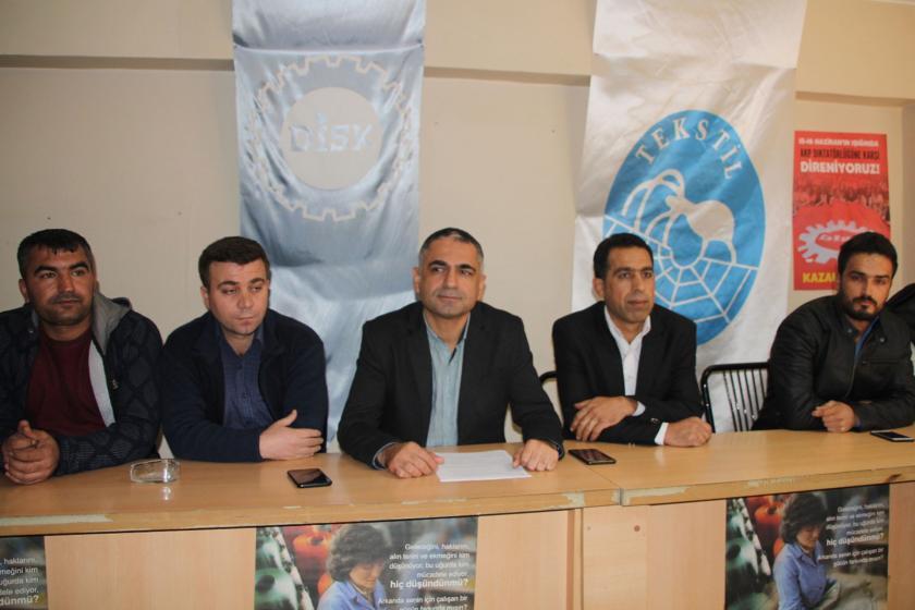 DİSK Tekstil İşçileri Sendikası Gaziantep Bölge Temsilciliği