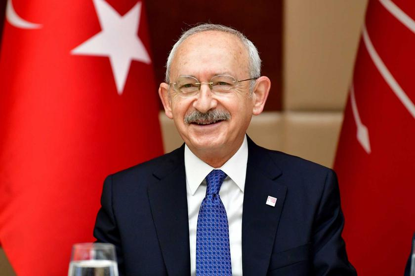 Kemal Kılıçdaroğlu, gazetecilerle bir araya geldi.