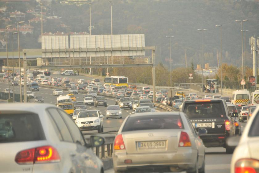 Araç trafiği