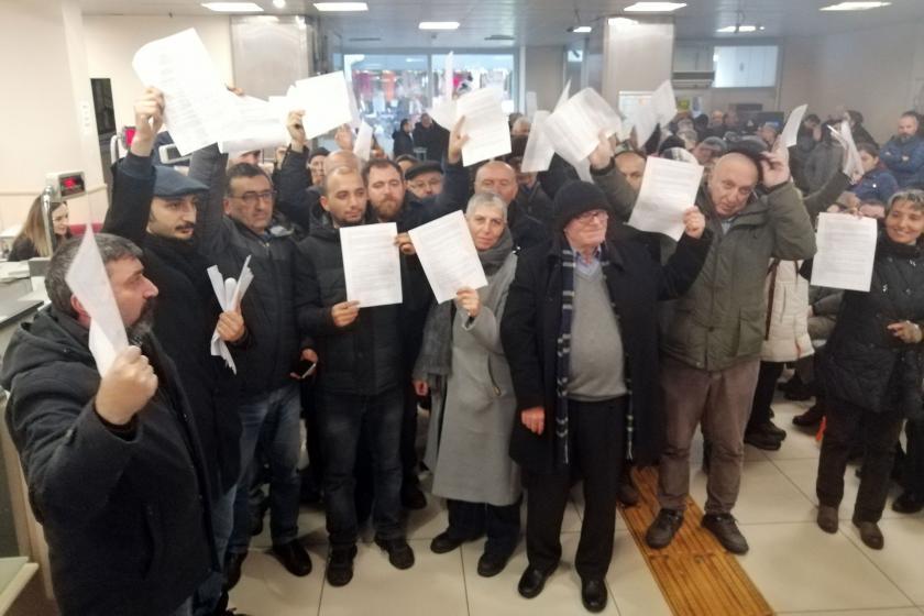 Kocaelililer, Kanal İstanbul'a itiraz etti