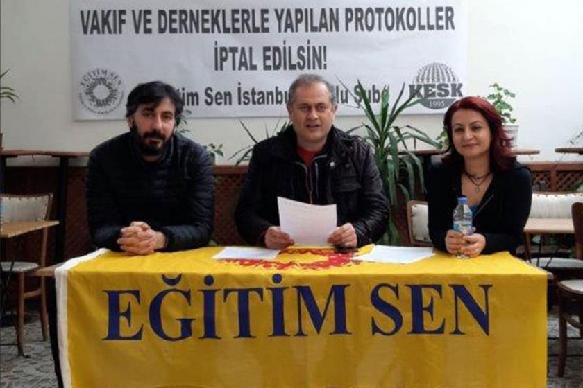 Eğitim Sen İstanbul 2 Nolu Şube