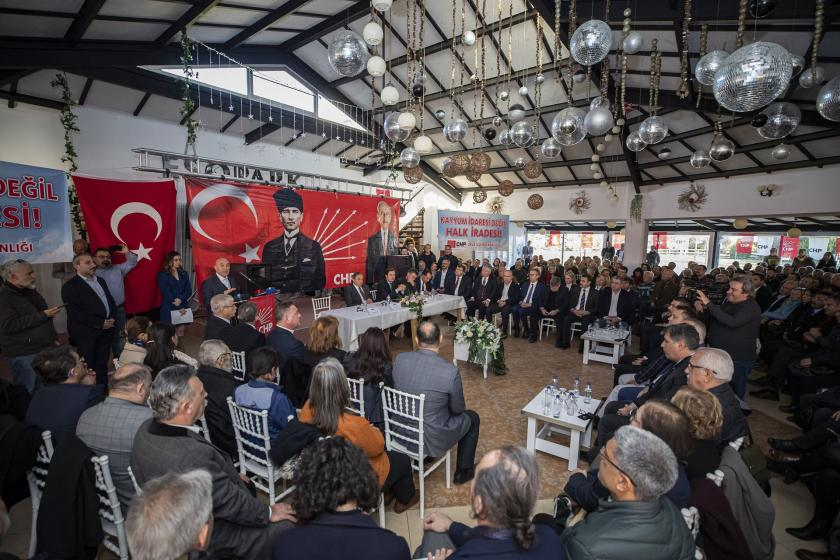 Urla Belediyesi meclis toplantısı düzenledi