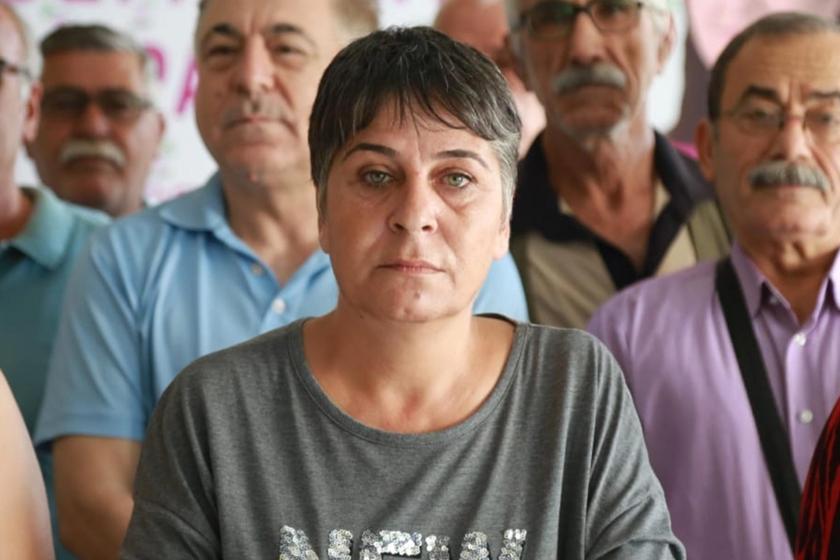 HDP İskenderun İlçe Eş Başkanı Hülya Ateş