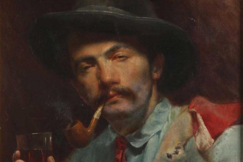 Pipolu Adam: Sanatkârın Kendi Portresi